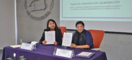 CDHCM y TJACDMX firman Convenio Marco de Colaboración