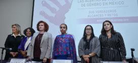 Galería: Foro «Las alertas de violencia de género en México. Sus verdaderos alcances y retos»