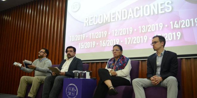 Galería: Presentación de Recomendaciones 10, 11, 12, 13, 14, 15 16, 17 y 18/2019