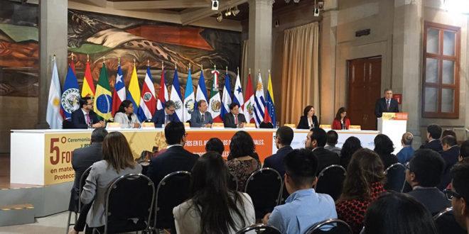 Galería: Clausura y premiación del Quinto Foro Regional sobre Migración y Protección Internacional