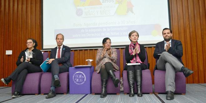 A través de visibilizar a niñas, niños y adolescentes como actores sociales, la CDHCM garantiza sus derechos