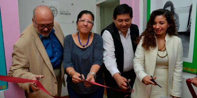 CDHCM inaugura Delegación en la Alcaldía Xochimilco