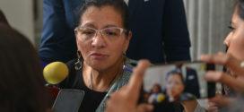 Transcripción de la entrevista a la Presidenta de la CDHCM, Nashieli Ramírez Hernández, después de reunión con Mesa de Trabajo con la Comisión de Presupuesto y Cuenta Pública del Congreso de la Ciudad de México