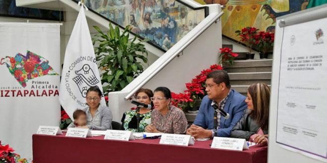 Palabras de la Presidenta de la CDHCM, Nashieli Ramírez Hernández, en la inauguración de nuestra Delegación en Alcaldía Iztapalapa