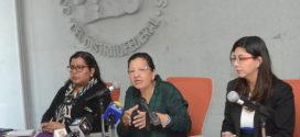 Sesión de preguntas y respuestas de la Conferencia Balance Anual 2019, ofrecida por Presidenta de CDHCM, Nashieli Ramírez Hernández
