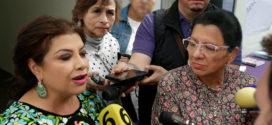 Entrevista a Presidenta de la CDHCM, Nashieli Ramírez Hernández, en apertura de la Delegación de este organismo en la Alcaldía Iztapalapa