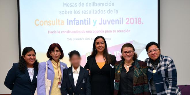 Galería: Mesas de deliberación sobre resultados de Consulta Infantil y Juvenil 2018.