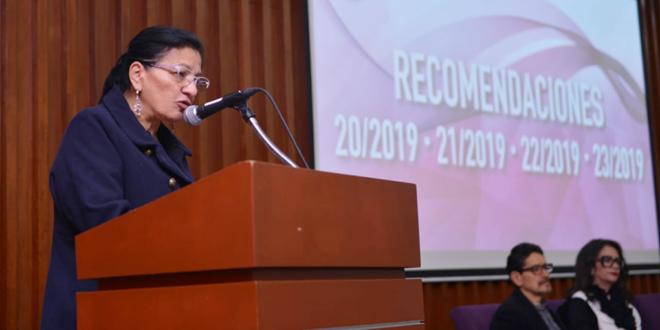Emite CDHCM cuatro Recomendaciones a Secretaría de Seguridad Ciudadana por actuaciones graves de policías durante operativos