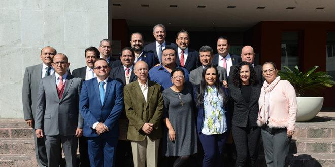 Galería: Reunión de trabajo de integrantes de Federación Mexicana de Organismos Públicos de Derechos Humanos, FMOPDH