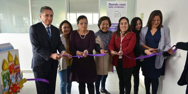 Inaugura CDHCM en Alcaldía Coyoacán su octava oficina