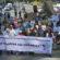 Galería: CDHCM acompaña la marcha «Queremos oír, defendiendo nuestro derecho»