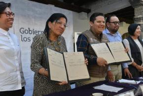 Galería: CDHCM inaugura Delegación en Alcaldía Milpa Alta y firma Convenio