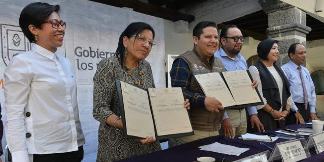 Para fortalecer el sentido comunitario y la garantía de los derechos humanos, CDHCM inaugura Delegación en Milpa Alta