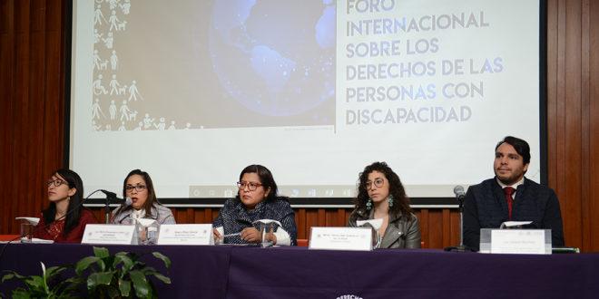 Galería: Día 1, Foro Internacional sobre los Derechos de las Personas con Discapacidad