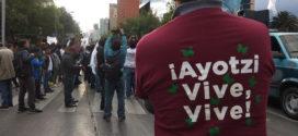 Galería: CDHCM acompañó marcha #Ayotzinapa64Meses