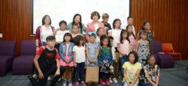 CDHCM y SECTEI presentan el libro «Nuestras Voces. Nuestros Derechos», realizado por y para niñas y niños