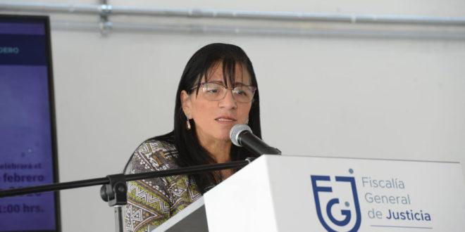 Discurso de la Presidenta de la CDHCM, Nashieli Ramírez, en reinauguración de la Agencia Especializada en Delitos Sexuales, Alcaldía Gustavo A. Madero.