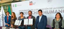 Inaugura CDHCM oficina en la Alcaldía Miguel Hidalgo