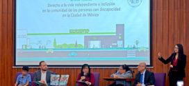 Galería: Informe Temático «Derecho a la vida independiente e inclusión en la comunidad de las PcD en CDMX»