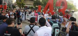 Galería: CDHCM acompañó marcha #Ayotzinapa65Meses
