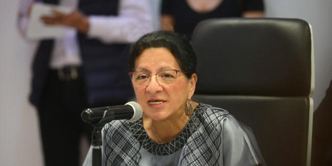 Palabras de la Presidenta de la CDHCM, Nashieli Ramírez Hernández, durante la inauguración de la Delegación de este Organismo, en la Alcaldía Venustiano Carranza