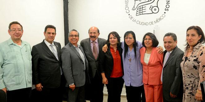 Galería: CDHCM inaugura Delegación en Alcaldía Iztacalco