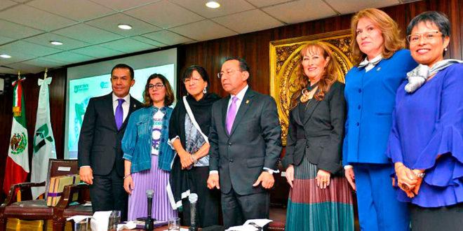 Galería: Conmemoración del Día Internacional de la Mujer en el PJCDMX