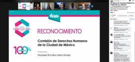 Derecho a la información, herramienta para cuidar la salud ante COVID-19: CDHCM