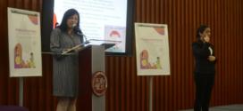 """Palabras de la Presidenta de la CDHCM, Nashieli Ramírez Hernández, durante la presentación de los resultados de la consulta """"Infancias Encerradas"""", a nivel nacional y en esta capital."""