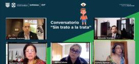 """Conversatorio """"Sin trato a la trata"""""""