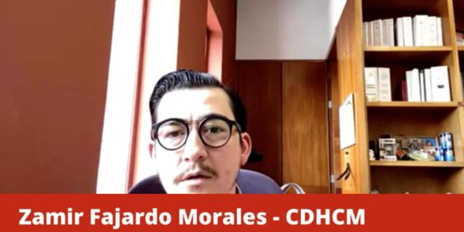 Llama CDHCM a construir y promover acciones para el ejercicio progresivo y sostenido del derecho humano al medio ambiente sano