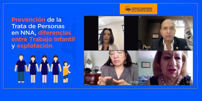 Urge CDHCM a prevenir Trabajo Infantil y advierte sobre riesgo de abandono escolar en la Ciudad de México