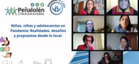 La Municipalidad de Peñalolén, en Chile, ejemplo de gestión local sobre derechos de niñas, niños y adolescentes: CDHCM