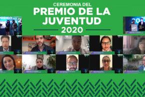 Ceremonia del Premio de la Juventud 2020