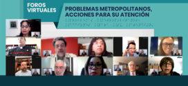 Galería: Foro virtual Problemas metropolitanos, acciones para su atención