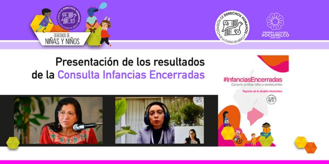 Galería: Resultados de Consulta Infancias Encerradas en Alcaldía Xochimilco