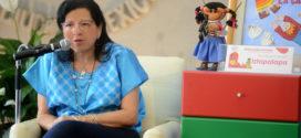 Discurso de la Presidenta de la CDHCM, Nashieli Ramírez Hernández, en la presentación de los resultados de la Consulta Infancias Encerradas en Alcaldía Iztapalapa.