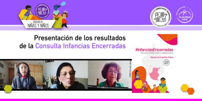 Galería: Resultados de Consulta Infancias Encerradas en Alcaldía Tlalpan