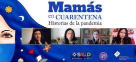 Galería: Presentación Mamás en cuarentena. Historias de la pandemia.