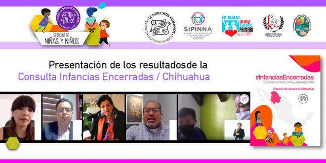 Niñas, niños y adolescentes de Chihuahua relacionan el COVID-19 con violencia comunitaria