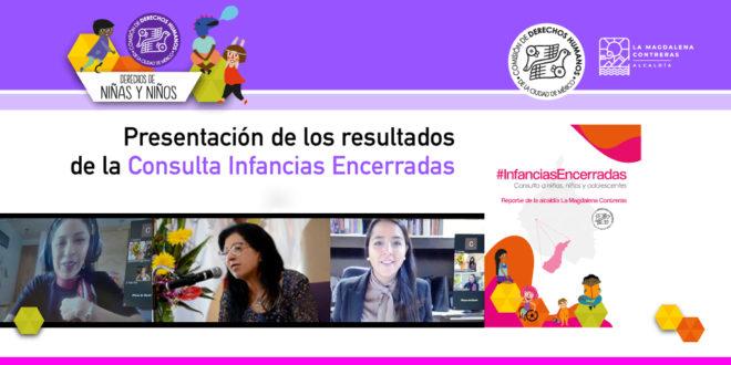 Galería: Resultados de Consulta Infancias Encerradas en Alcaldía La Magdalena Contreras