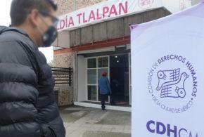 Galería: CDHCM abre oficina en la Alcaldía Tlalpan