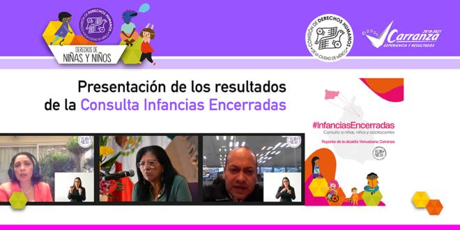 Galería: Resultados de Consulta Infancias Encerradas en Alcaldía Venustiano Carranza