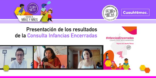 Galería: Resultados de Consulta Infancias Encerradas en Alcaldía Cuauhtémoc