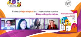 En el marco del Día Internacional de la Niña, CDHCM presenta Reporte Especial sobre este grupo de atención prioritaria, en el contexto de la Consulta Infancias Encerradas