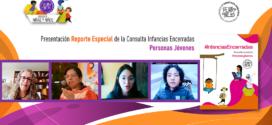 Presenta CDHCM Reporte Especial de Personas Jóvenes en el marco de la Consulta Infancias Encerradas