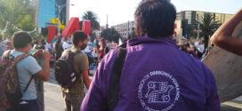 Galería: CDHCM acompañó marcha #Ayotzinapa73Meses