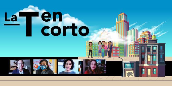 Galería: Presentación del cortometraje «La T en Corto»