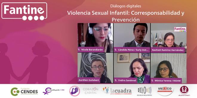 Galería: Diálogos Violencia sexual infantil: corresponsabilidad y prevención