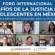 Galería: Conferencia «Desafíos de la Justicia para Adolescentes en México»